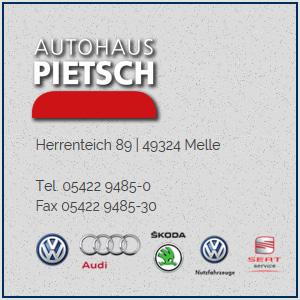 Sponsor Autohaus Pietsch