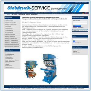 Sponsor Siebdruck Service Eickmeyer
