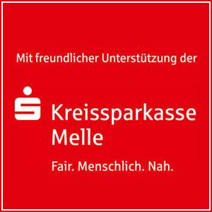 Sponsor Kreissparkasse Melle